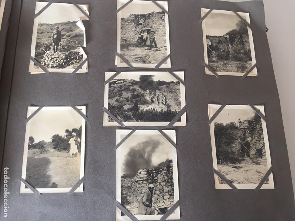 Fotografía antigua: Álbum fotografías militar rey Marruecos - Foto 18 - 221511113