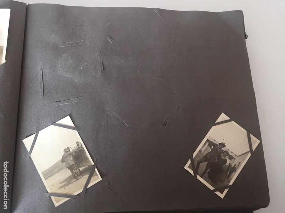 Fotografía antigua: Álbum fotografías militar rey Marruecos - Foto 19 - 221511113