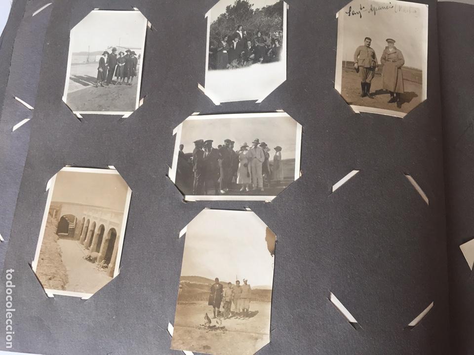 Fotografía antigua: Álbum fotografías militar rey Marruecos - Foto 20 - 221511113