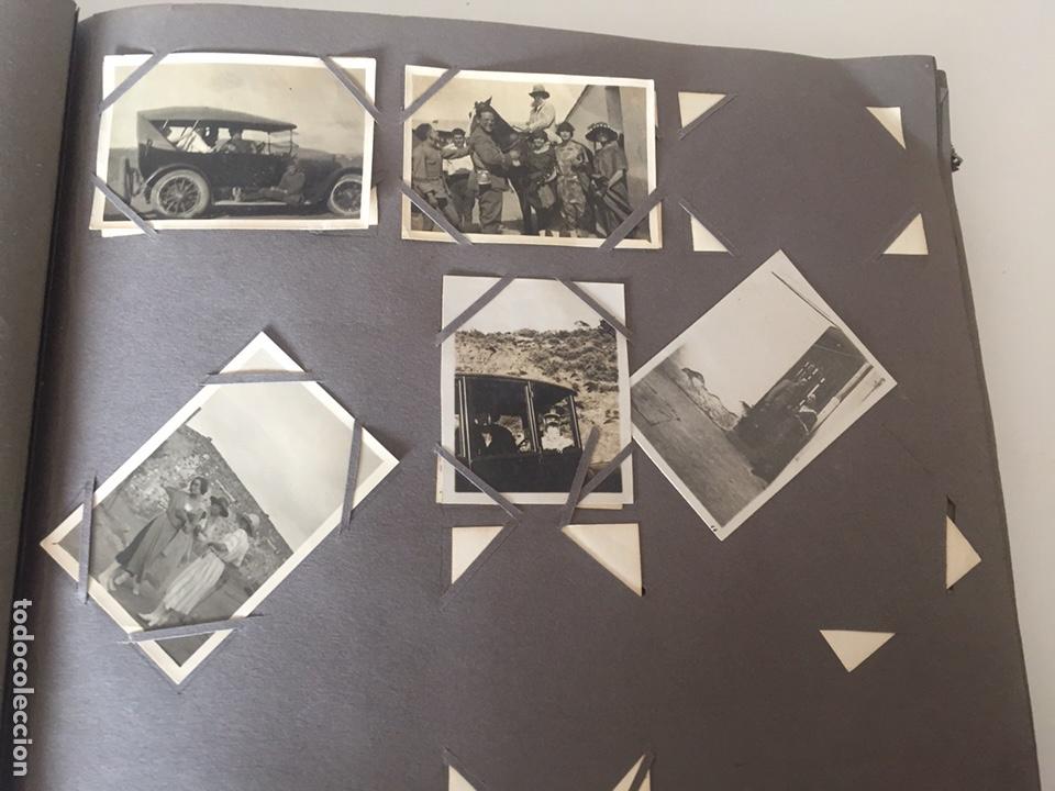 Fotografía antigua: Álbum fotografías militar rey Marruecos - Foto 23 - 221511113