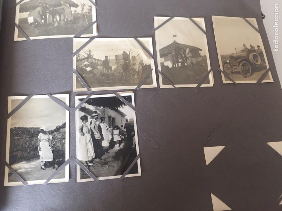 Fotografía antigua: Álbum fotografías militar rey Marruecos - Foto 25 - 221511113