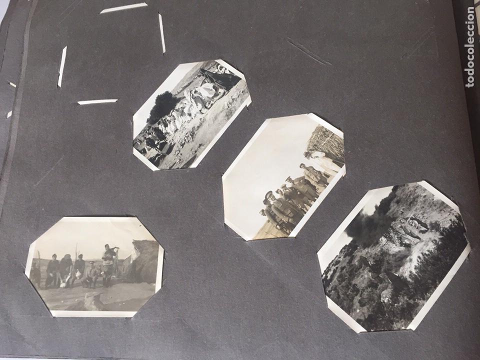 Fotografía antigua: Álbum fotografías militar rey Marruecos - Foto 26 - 221511113