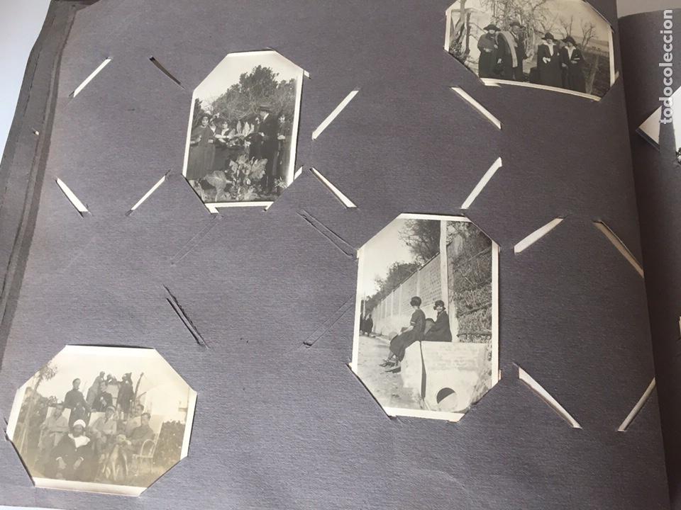 Fotografía antigua: Álbum fotografías militar rey Marruecos - Foto 27 - 221511113