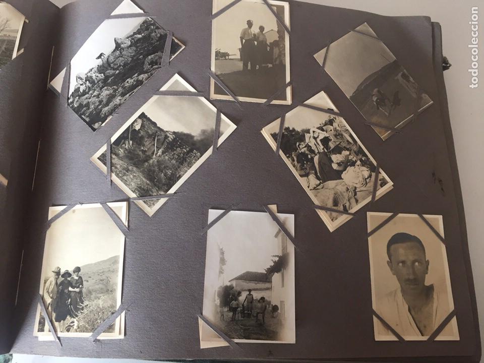 Fotografía antigua: Álbum fotografías militar rey Marruecos - Foto 28 - 221511113