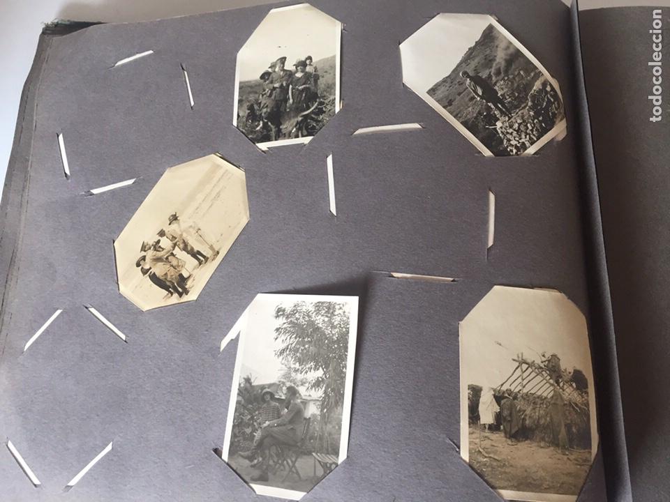 Fotografía antigua: Álbum fotografías militar rey Marruecos - Foto 29 - 221511113