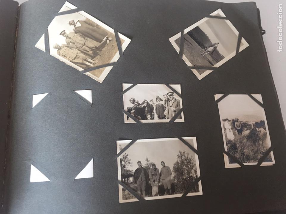Fotografía antigua: Álbum fotografías militar rey Marruecos - Foto 32 - 221511113