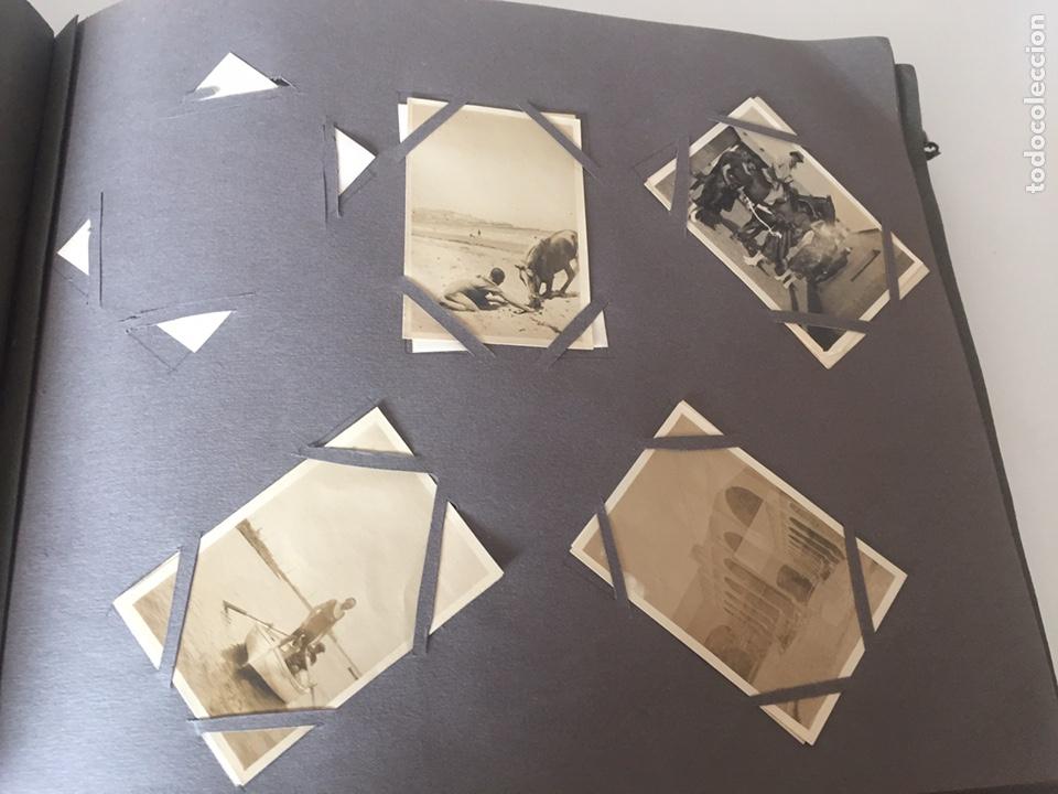 Fotografía antigua: Álbum fotografías militar rey Marruecos - Foto 33 - 221511113