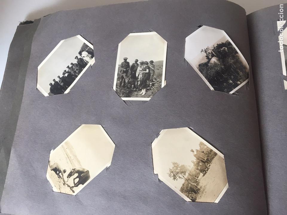 Fotografía antigua: Álbum fotografías militar rey Marruecos - Foto 34 - 221511113