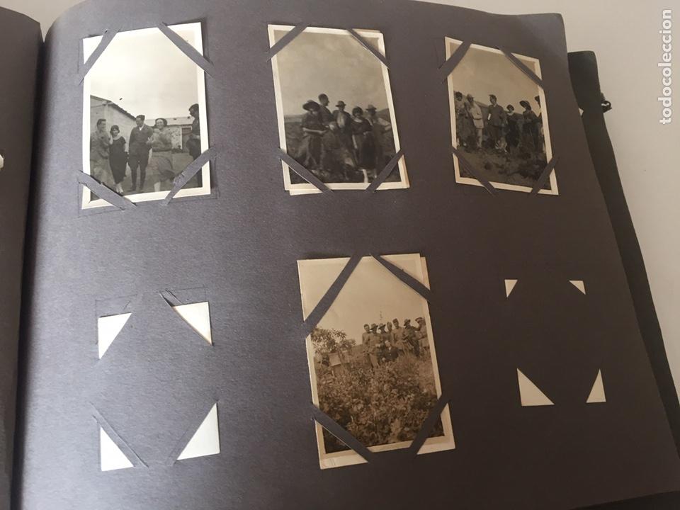 Fotografía antigua: Álbum fotografías militar rey Marruecos - Foto 35 - 221511113