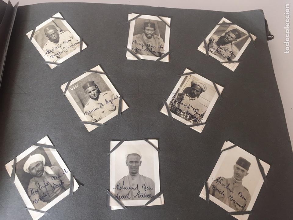Fotografía antigua: Álbum fotografías militar rey Marruecos - Foto 39 - 221511113