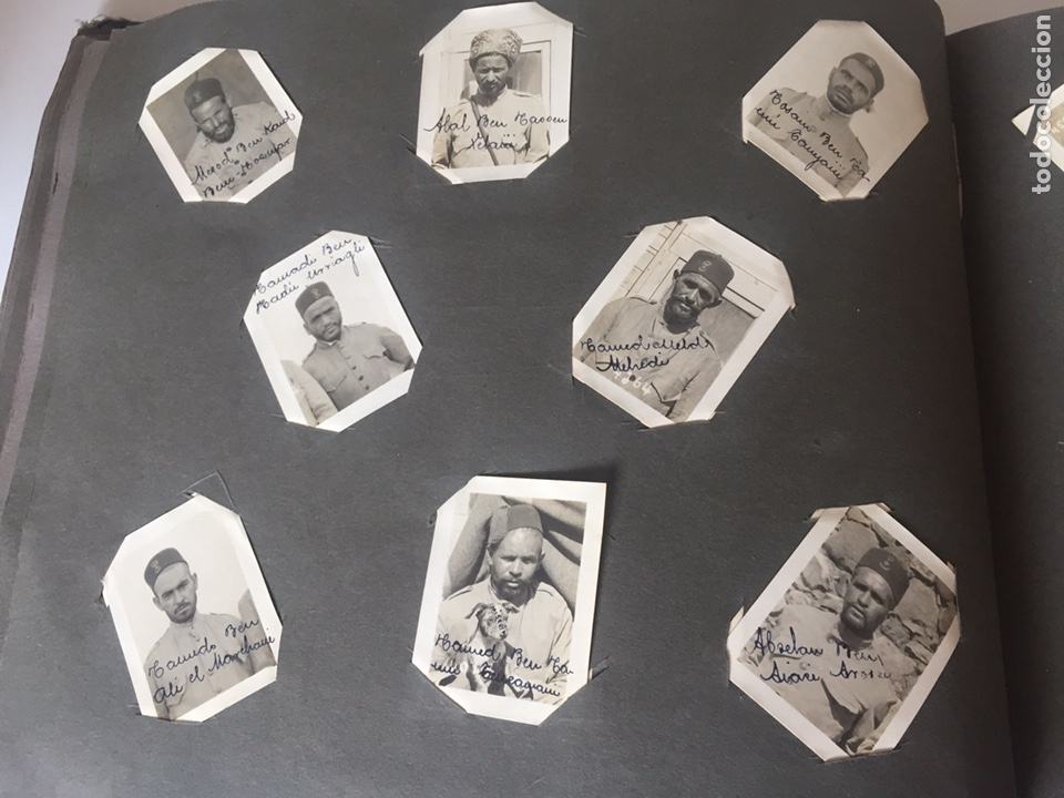 Fotografía antigua: Álbum fotografías militar rey Marruecos - Foto 40 - 221511113