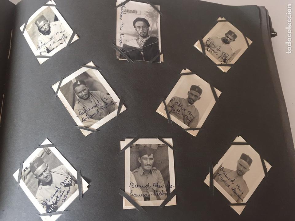 Fotografía antigua: Álbum fotografías militar rey Marruecos - Foto 41 - 221511113