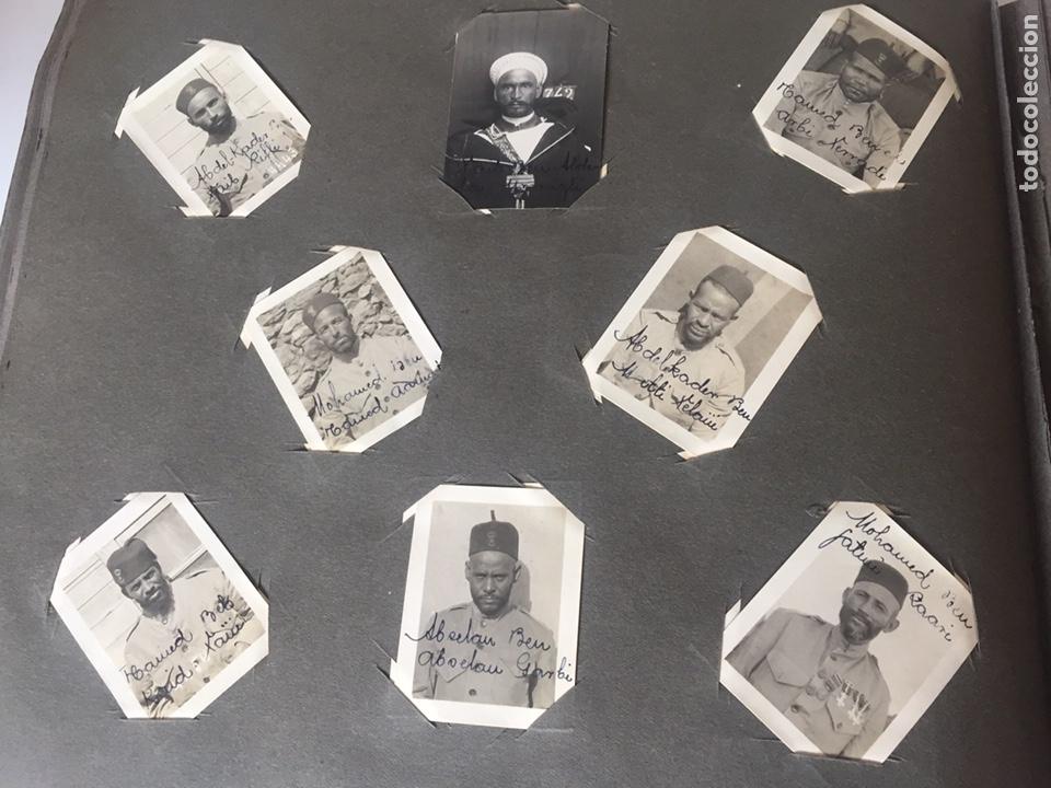 Fotografía antigua: Álbum fotografías militar rey Marruecos - Foto 42 - 221511113