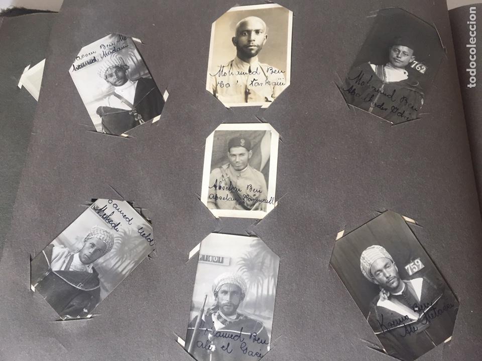 Fotografía antigua: Álbum fotografías militar rey Marruecos - Foto 43 - 221511113
