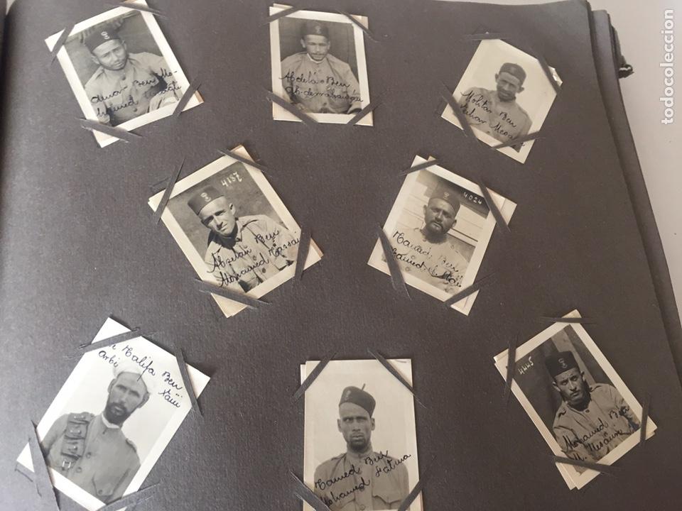 Fotografía antigua: Álbum fotografías militar rey Marruecos - Foto 45 - 221511113