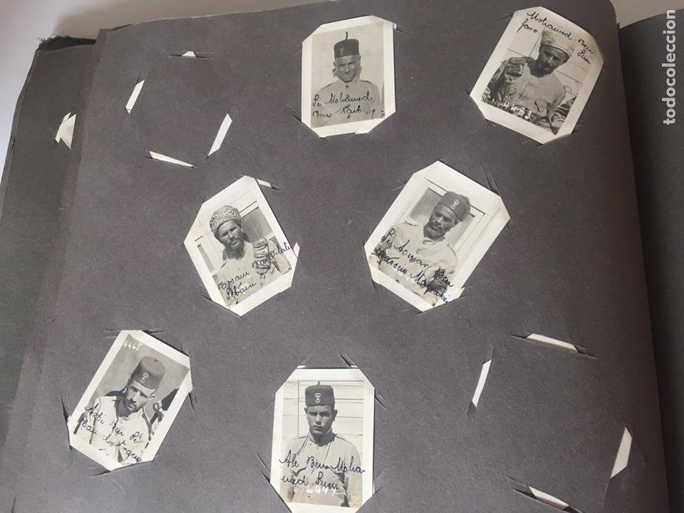 Fotografía antigua: Álbum fotografías militar rey Marruecos - Foto 46 - 221511113