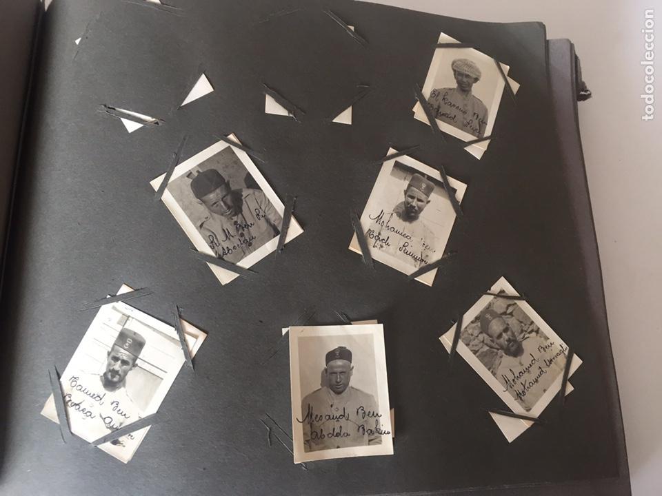 Fotografía antigua: Álbum fotografías militar rey Marruecos - Foto 47 - 221511113