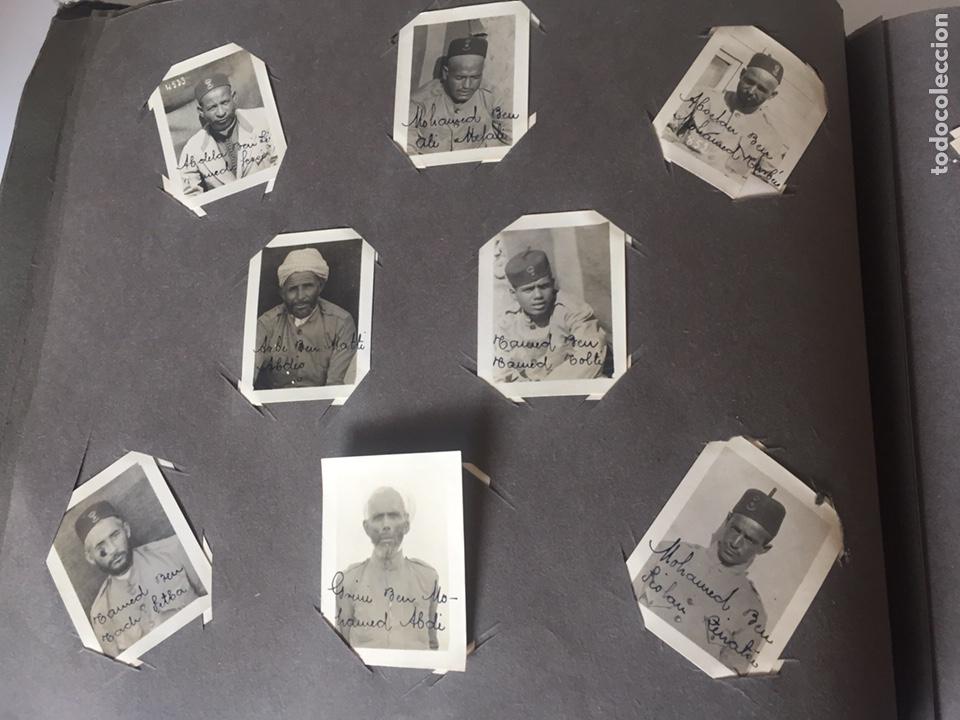 Fotografía antigua: Álbum fotografías militar rey Marruecos - Foto 49 - 221511113