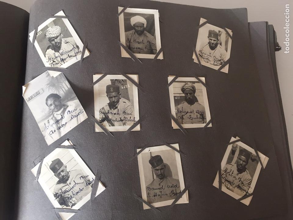 Fotografía antigua: Álbum fotografías militar rey Marruecos - Foto 50 - 221511113