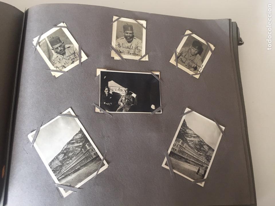 Fotografía antigua: Álbum fotografías militar rey Marruecos - Foto 51 - 221511113