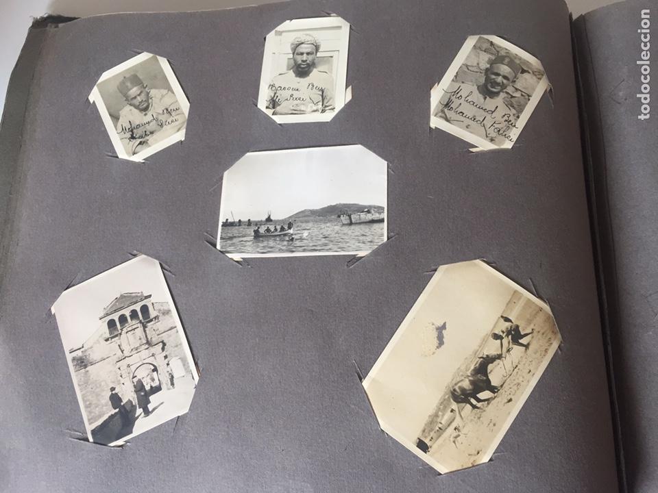 Fotografía antigua: Álbum fotografías militar rey Marruecos - Foto 52 - 221511113