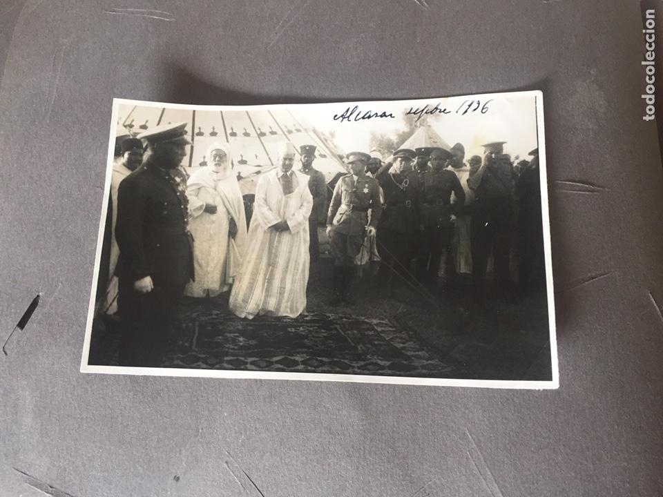 Fotografía antigua: Álbum fotografías militar rey Marruecos - Foto 53 - 221511113