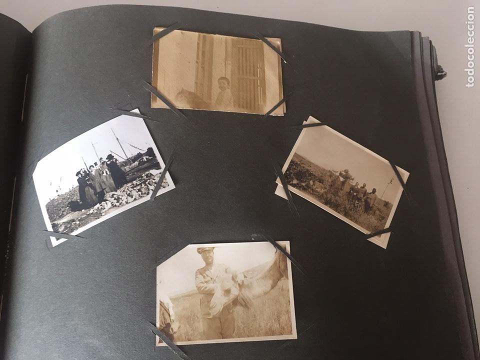 Fotografía antigua: Álbum fotografías militar rey Marruecos - Foto 55 - 221511113
