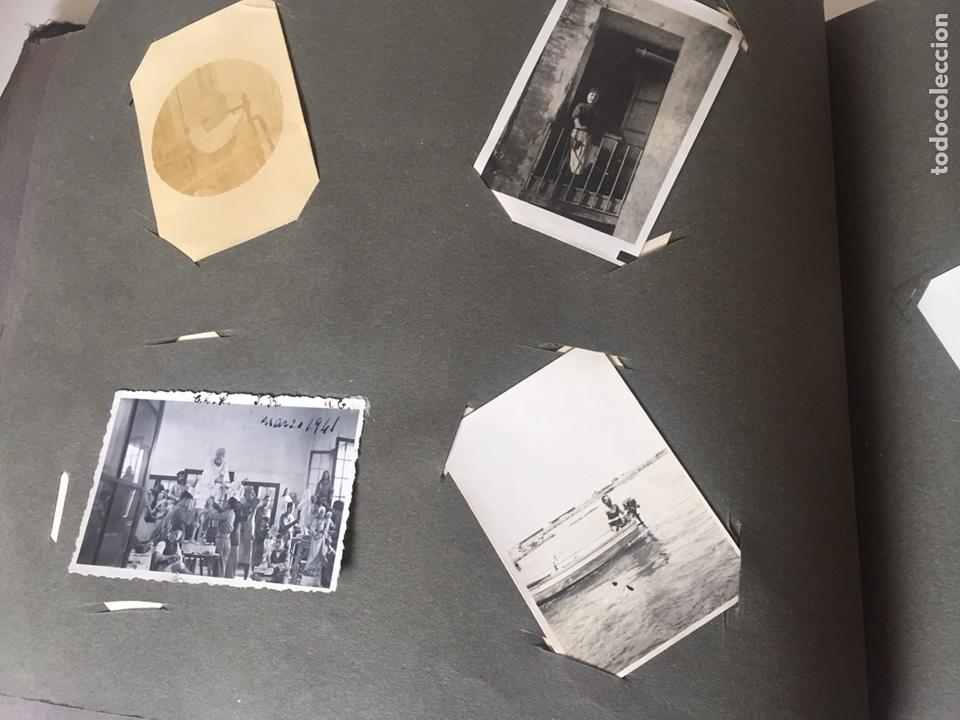 Fotografía antigua: Álbum fotografías militar rey Marruecos - Foto 56 - 221511113