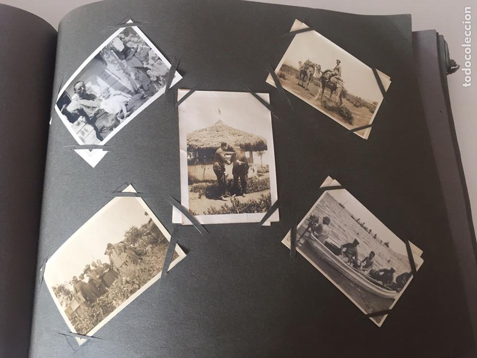 Fotografía antigua: Álbum fotografías militar rey Marruecos - Foto 59 - 221511113