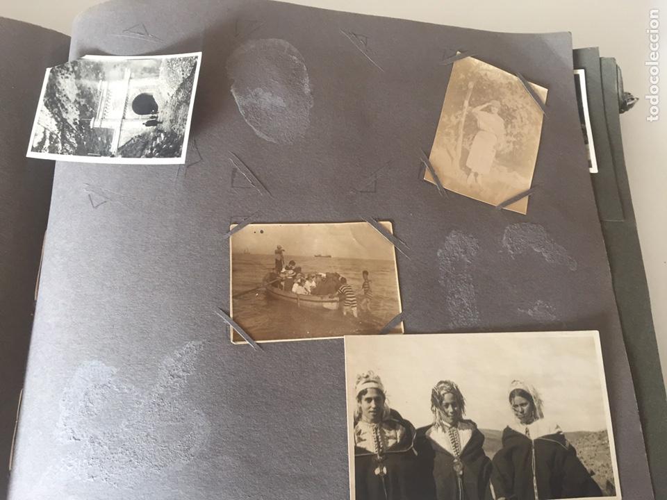 Fotografía antigua: Álbum fotografías militar rey Marruecos - Foto 63 - 221511113