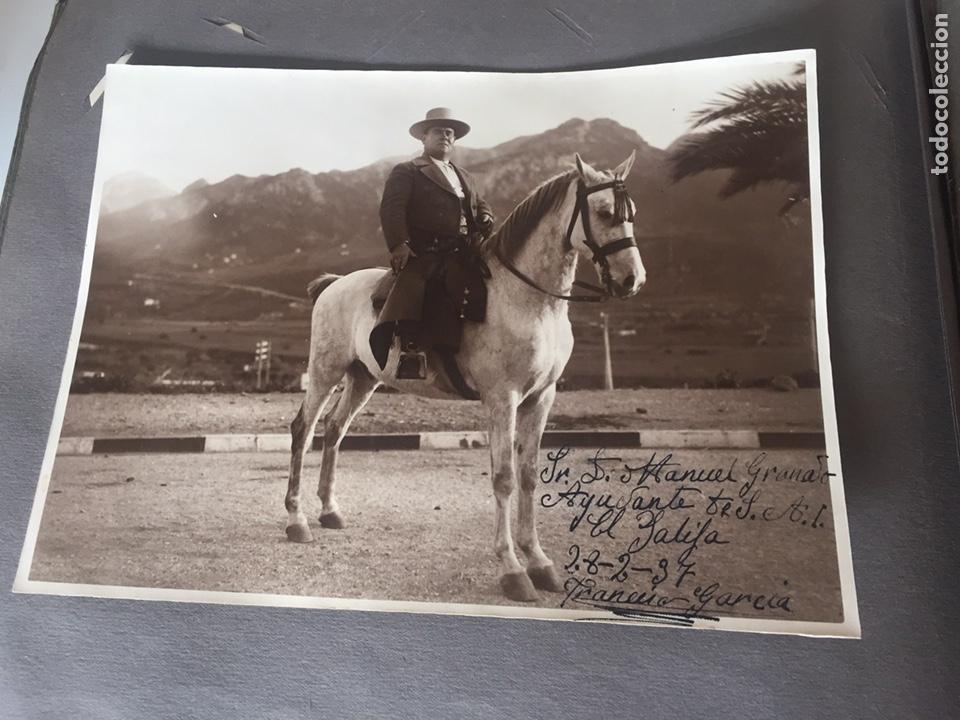 Fotografía antigua: Álbum fotografías militar rey Marruecos - Foto 64 - 221511113
