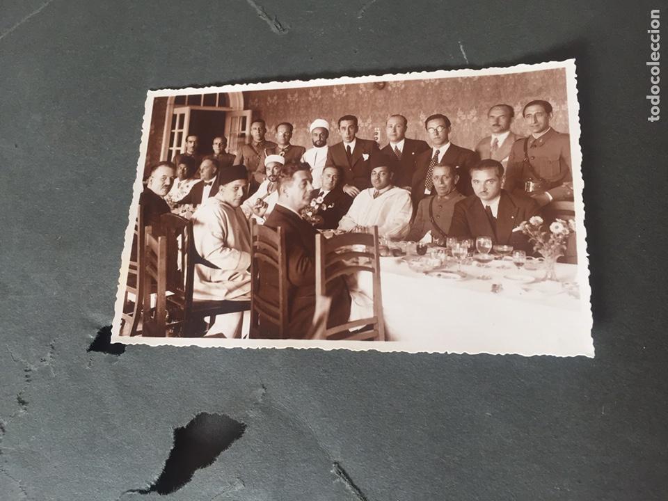 Fotografía antigua: Álbum fotografías militar rey Marruecos - Foto 67 - 221511113
