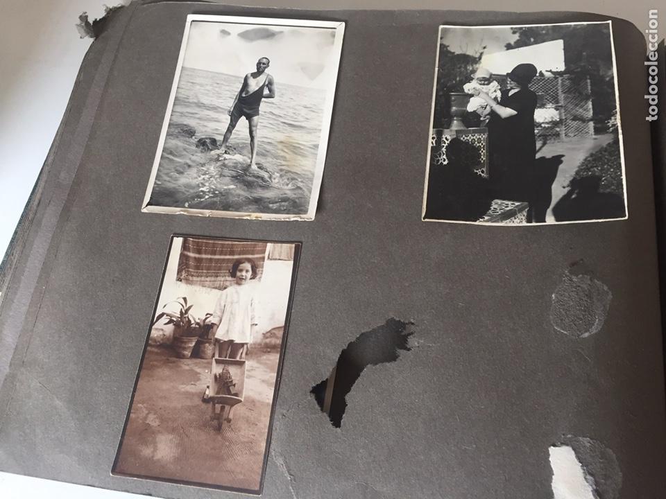Fotografía antigua: Álbum fotografías militar rey Marruecos - Foto 77 - 221511113