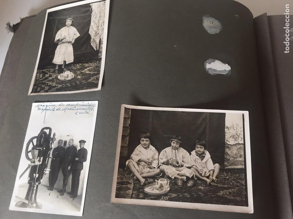 Fotografía antigua: Álbum fotografías militar rey Marruecos - Foto 78 - 221511113