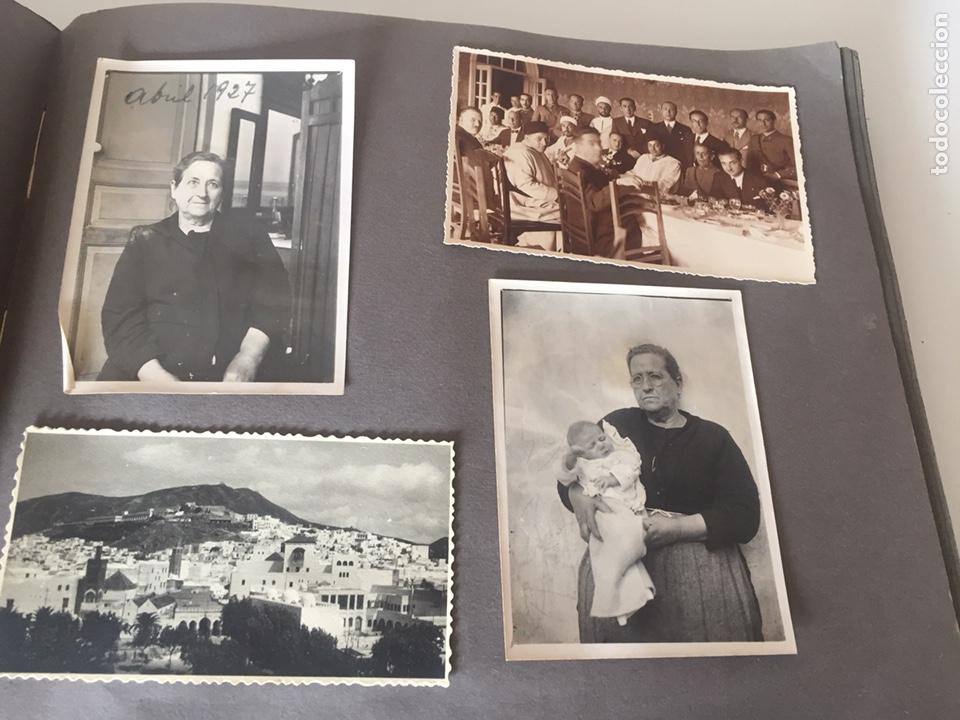 Fotografía antigua: Álbum fotografías militar rey Marruecos - Foto 80 - 221511113