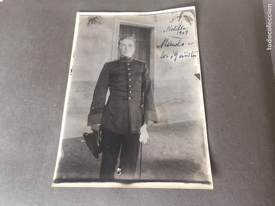 Fotografía antigua: Álbum fotografías militar rey Marruecos - Foto 85 - 221511113