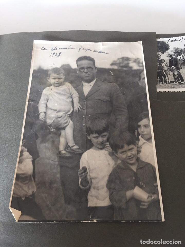 Fotografía antigua: Álbum fotografías militar rey Marruecos - Foto 86 - 221511113