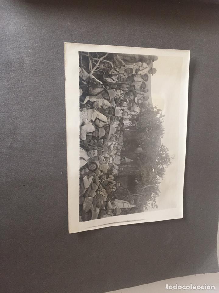Fotografía antigua: Álbum fotografías militar rey Marruecos - Foto 87 - 221511113