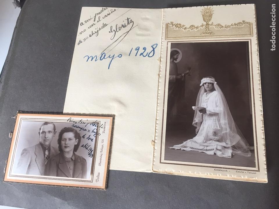 Fotografía antigua: Álbum fotografías militar rey Marruecos - Foto 89 - 221511113