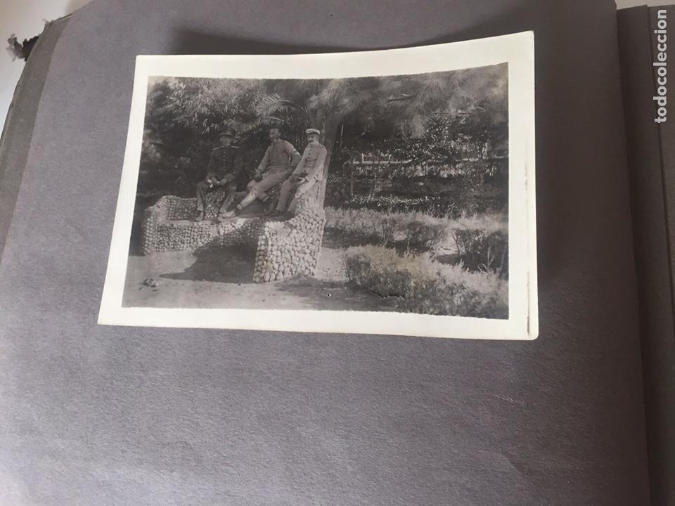 Fotografía antigua: Álbum fotografías militar rey Marruecos - Foto 90 - 221511113