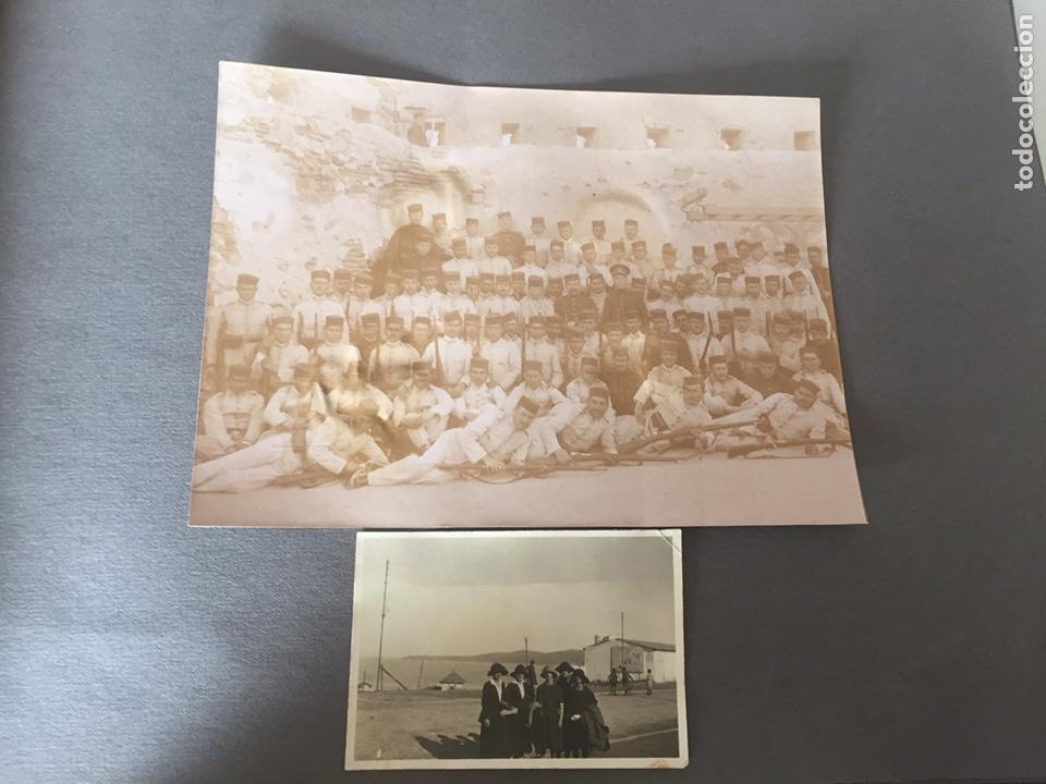 Fotografía antigua: Álbum fotografías militar rey Marruecos - Foto 91 - 221511113