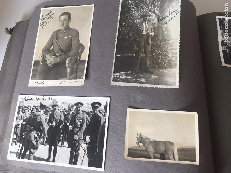 Fotografía antigua: Álbum fotografías militar rey Marruecos - Foto 95 - 221511113