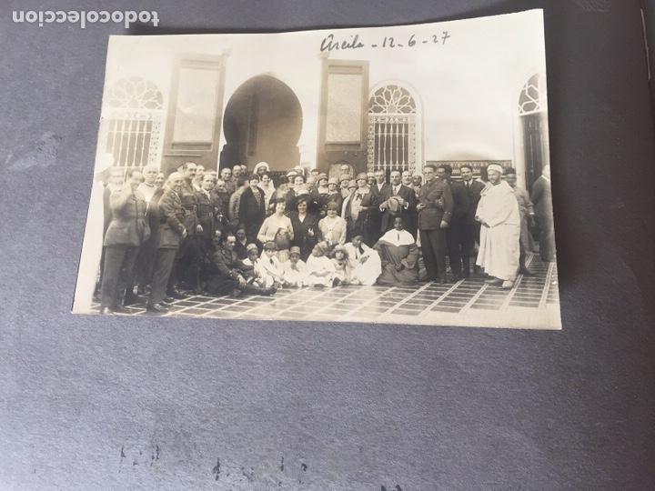 Fotografía antigua: Álbum fotografías militar rey Marruecos - Foto 100 - 221511113