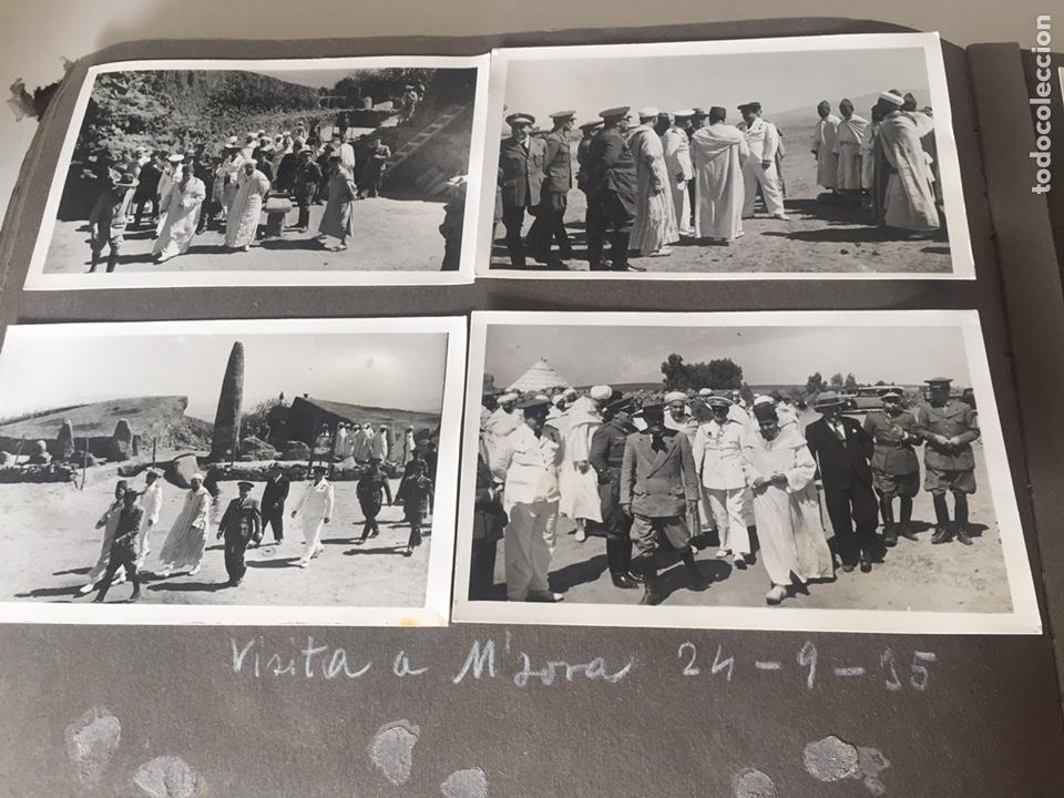 Fotografía antigua: Álbum fotografías militar rey Marruecos - Foto 104 - 221511113