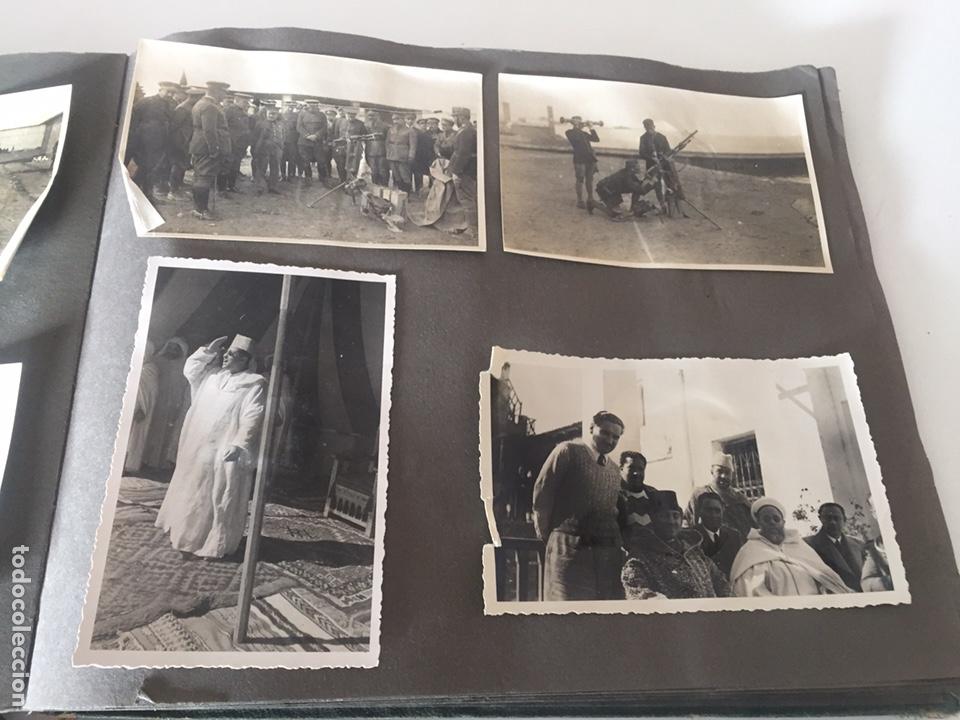 Fotografía antigua: Álbum fotografías militar rey Marruecos - Foto 109 - 221511113