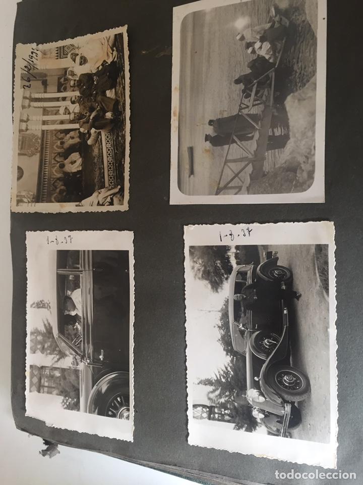 Fotografía antigua: Álbum fotografías militar rey Marruecos - Foto 116 - 221511113