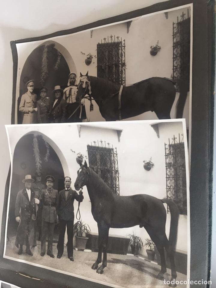 Fotografía antigua: Álbum fotografías militar rey Marruecos - Foto 117 - 221511113