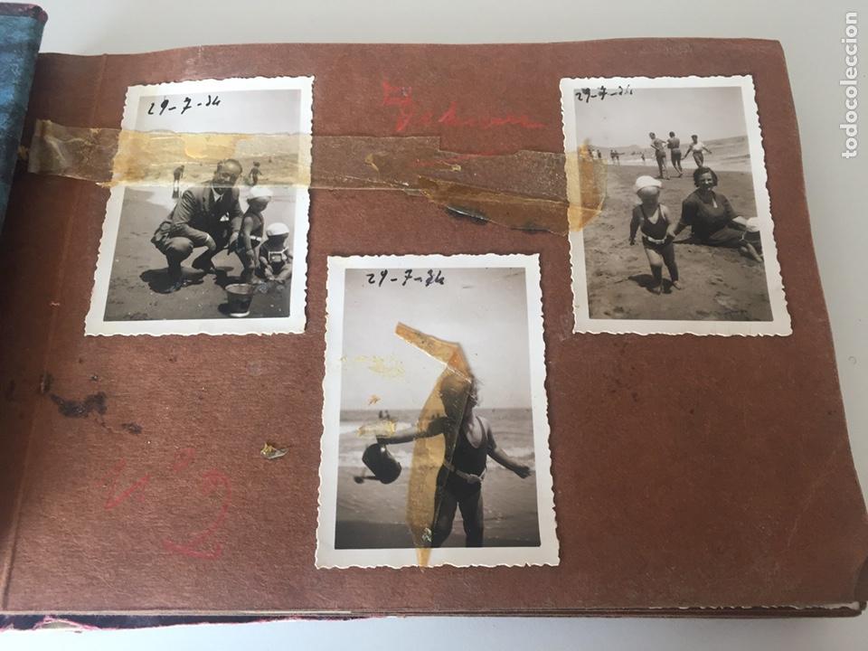 Fotografía antigua: Antiguo álbum fotográfico Marruecos , militar y familiar - Foto 2 - 221511602