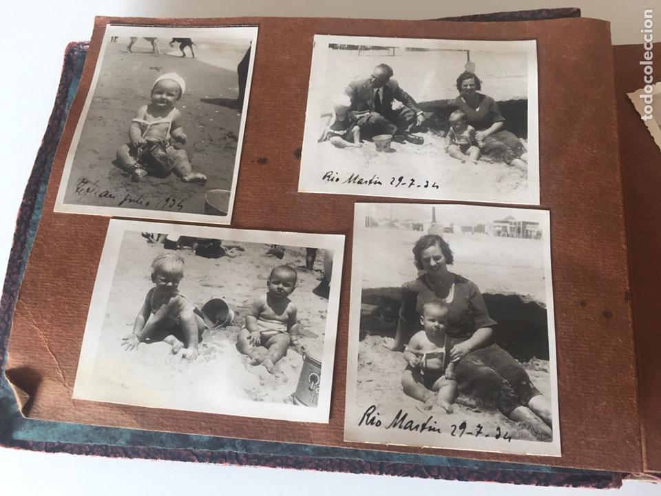 Fotografía antigua: Antiguo álbum fotográfico Marruecos , militar y familiar - Foto 3 - 221511602