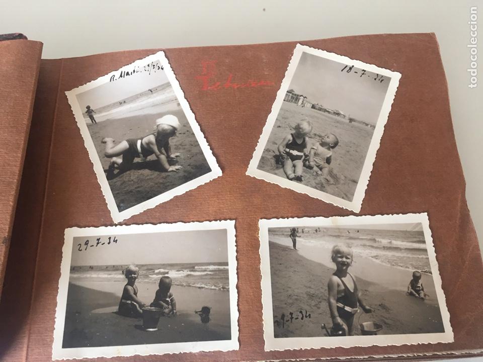 Fotografía antigua: Antiguo álbum fotográfico Marruecos , militar y familiar - Foto 4 - 221511602